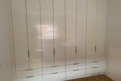 Schlafzimmer-Schrankwand 2